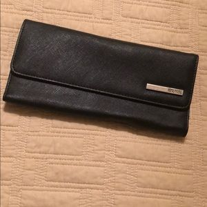 Black Kenneth Cole Wallet